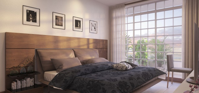 Thika Gateway Plaza bedroom