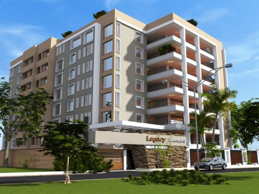 LEGACY APARTMENTS-NAIVASHA ROAD