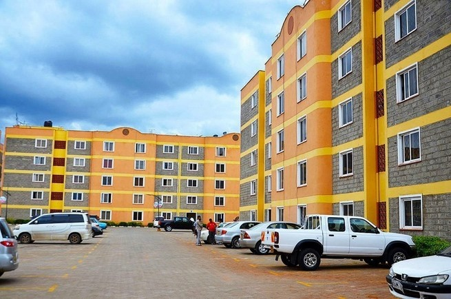 360 COURT APARTMENTS-MOMBASA ROAD, SYOKIMAU