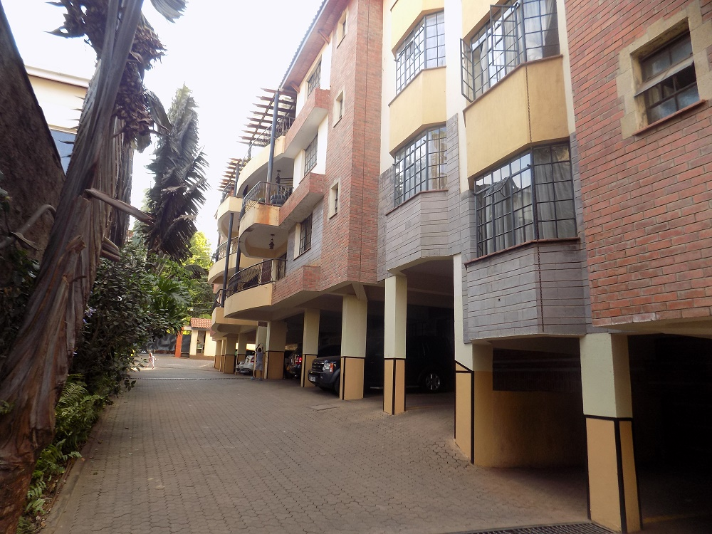 2 BEDROOM FURNISHED APARTMENT AT OYSTER COURT-KILELESHWA