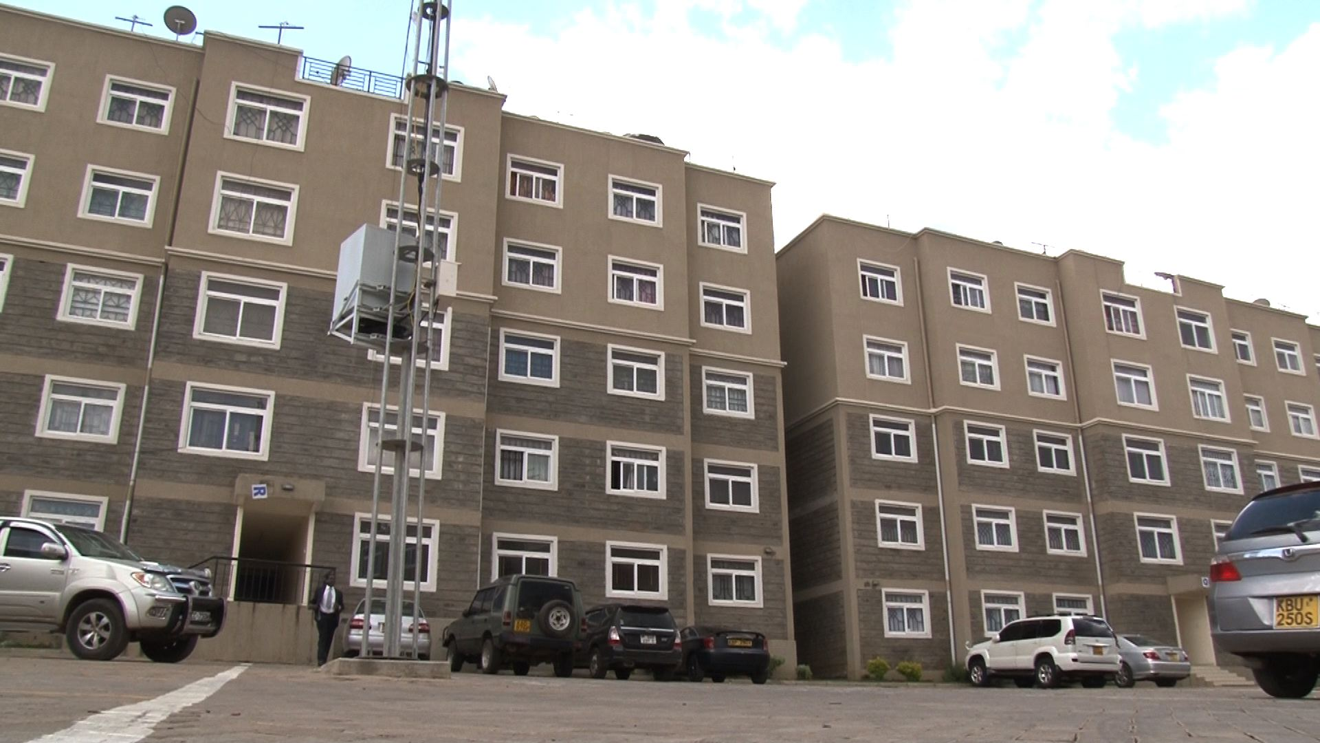 MILIMANI APARTMENTS & MAISONETTES-NAKURU