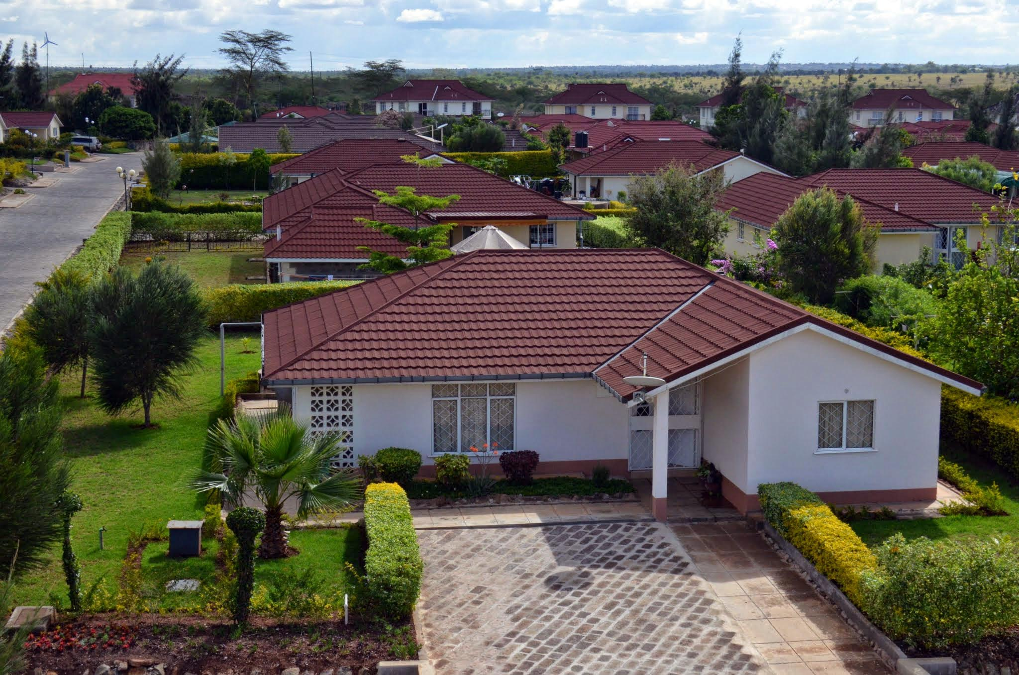 Green park estate athi river first avenue properties for Beautiful house designs kenya