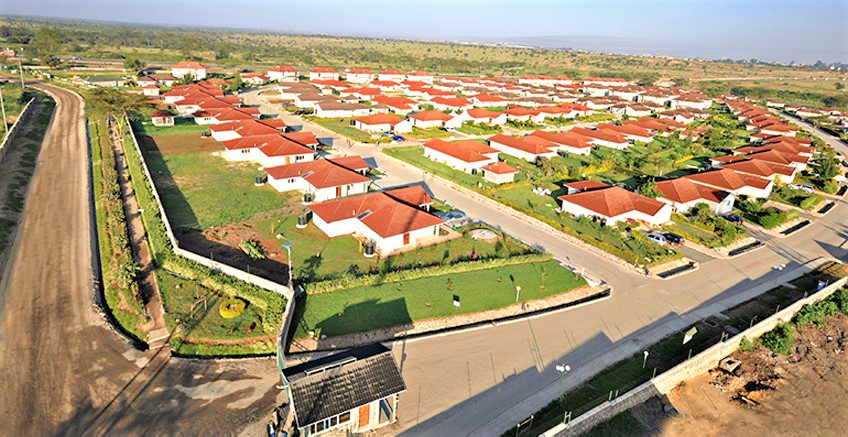 Green park estate athi river first avenue properties for Greenpark villas 2 malagasang