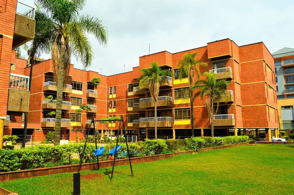 Chania Apartments-Kilimani, Chania road.